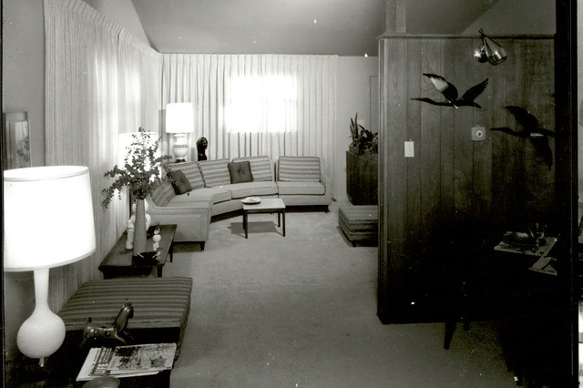 1950's Living Room, Dallas