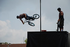 bicycle motocross, vehicle, bmx bike, sports, flatland bmx, cycle sport, extreme sport, bmx racing, stunt performer, cycling, bicycle,