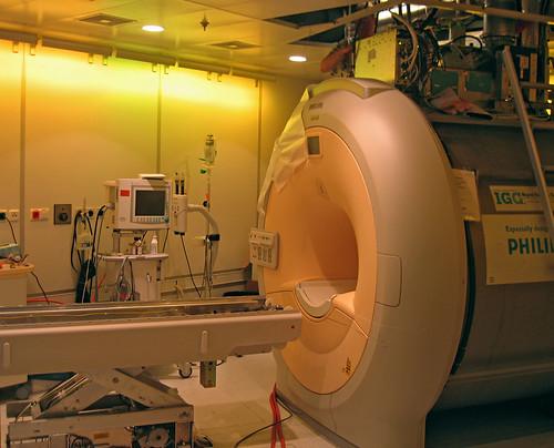 MRT / MRI - Inspektion