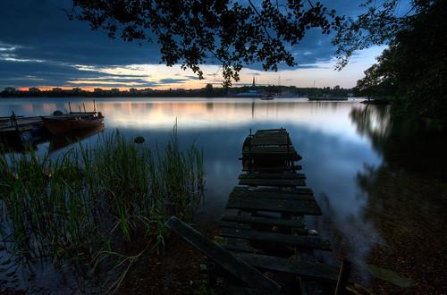 sweden jetty sverige hdr motala östergötland ström sigma1020mmf456exdchsm johanklovsjö