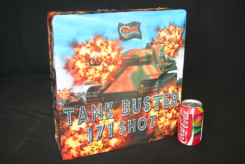 Tank Buster Top View