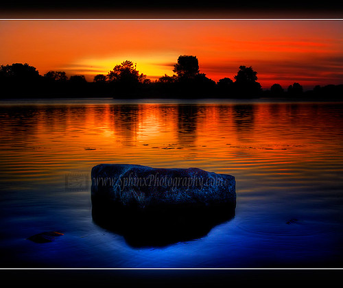 blue red orange seascape canada art stone landscape alone quebec hdr ileperrot visiongroup theunforgettablepictures choose1 ameed bestofmywinners blinksuperstars