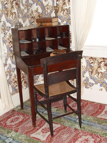 Abe Lincoln's Personal Desk