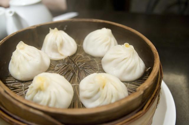 上海蟹みそ入り小籠包, 南翔饅頭店, 六本木ヒルズ