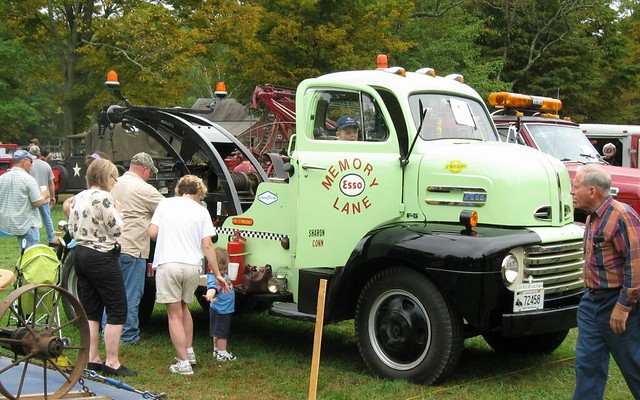 Ford 1948 F5 COE Truck http://www.flickr.com/photos/blazer8696/2896447758/