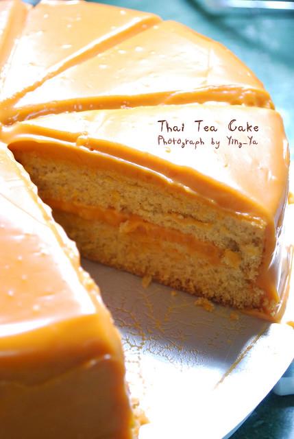 Thai Tea Cake 99