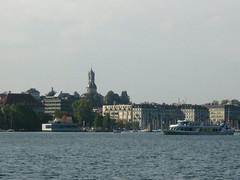 Reformierte Kirche Enge, Bluntschlisteig, Zürich