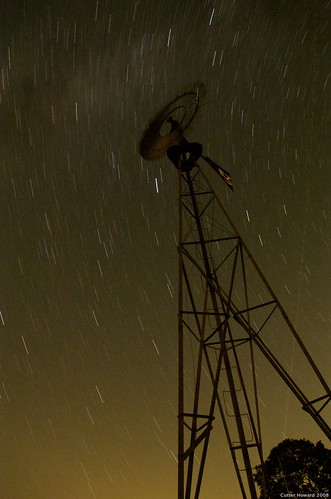 longexposure windmill landscape nikon texas startrails d300 1755mmf28 explored