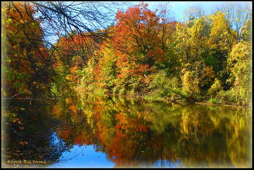 autumn colour fall niagara ballsfalls d80 anawesomeshot impressedbeauty topazadjust