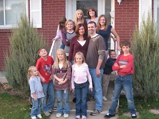 Cox Family's Logan Visit