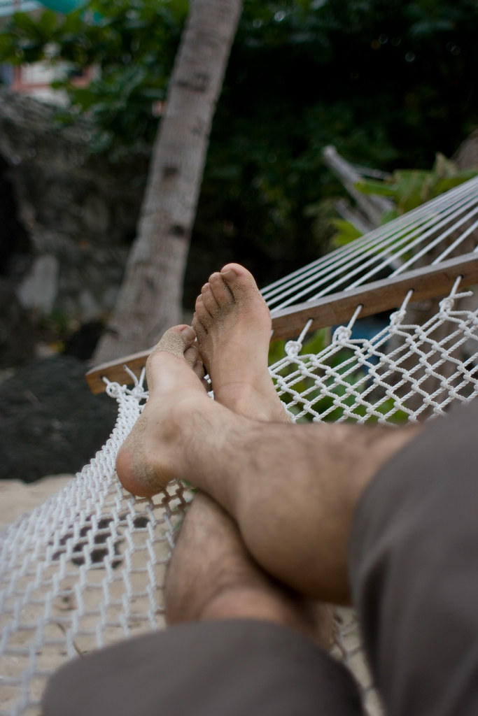 on Fiji time