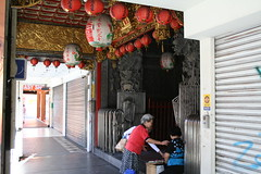Tien-Ho Temple, Ximending, Taipei
