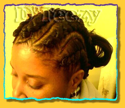 French Goddess Braids http://www.flickr.com/photos/dteezy06/3042611050