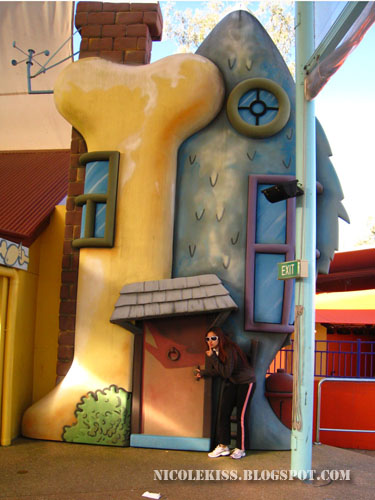 catdog house  by nicootan Catdog House Inside