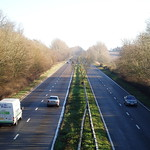 A45 looking towards Coventry