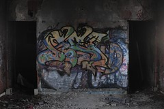 Unsaturated Graffiti