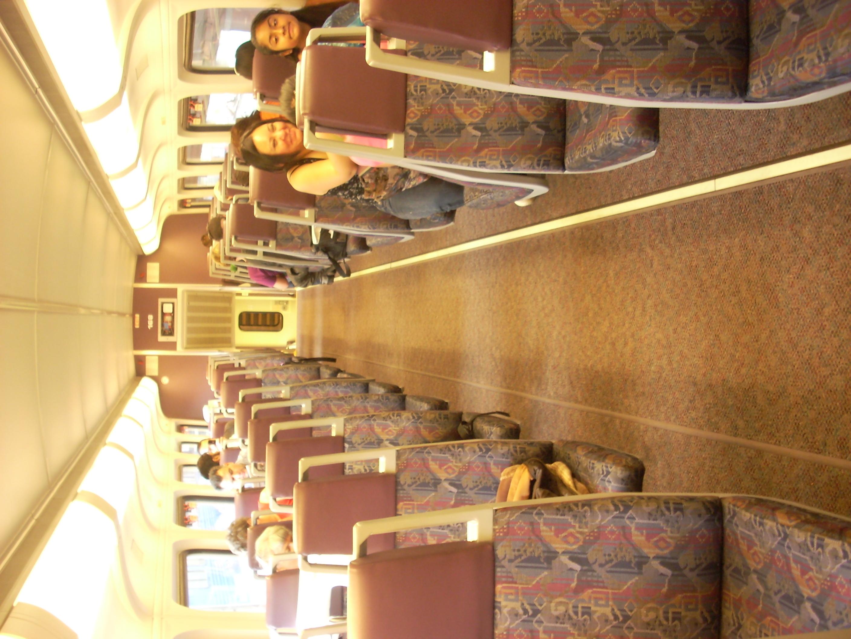 interior of metrolink bombardier bilevel car flickr photo sharing. Black Bedroom Furniture Sets. Home Design Ideas