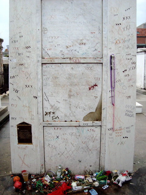Marie Laveau's Tomb | Flickr - Photo Sharing!