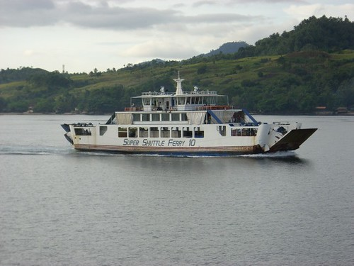 Super Shuttle Ferry 10