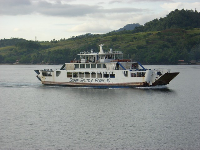 2008 Super Shuttle Ferry 10 @ Lipata 1