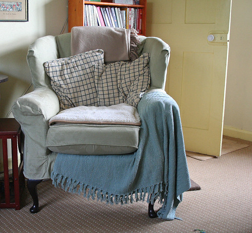 Nathan's chair