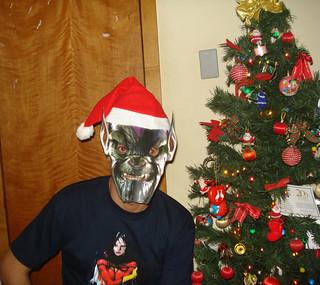 Invasão Secreta - Feliz Natal