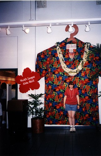 World's Largest Aloha Shirt