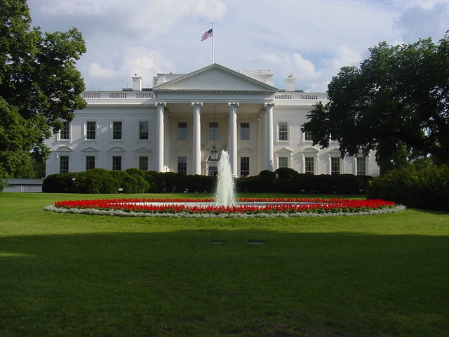 White House Front Lawn | Flickr - Photo Sharing!