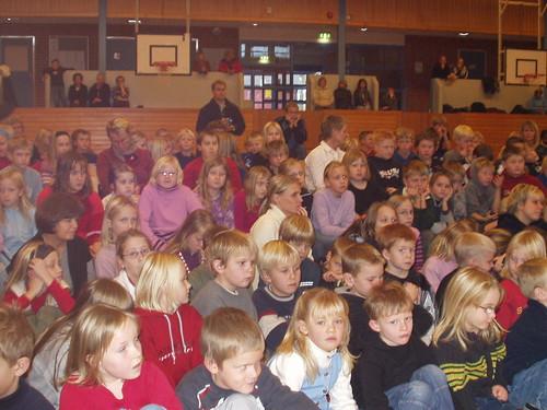 Expect Swedish Children