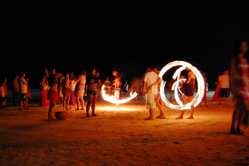 Boracay Fire Show