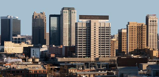 Birmingham, Alabama Downtown