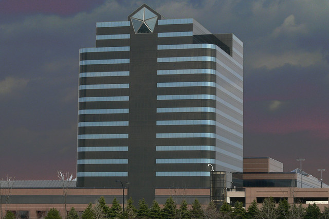 chrysler world headquarters auburn hills mi flickr. Cars Review. Best American Auto & Cars Review