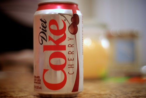 diet coke cherry