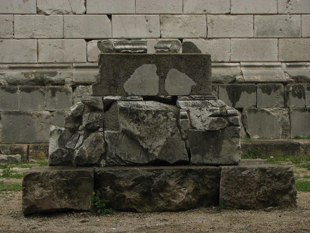 Antiguos pilares