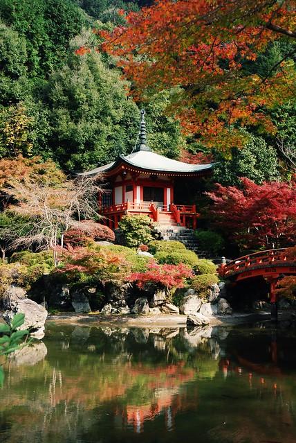 Templo Daigoji - Kyoto, Japao