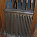 Iron Radiator w/ Original Wood, Circa 1880