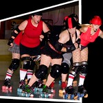 Red Stick Roller Derby OOTB