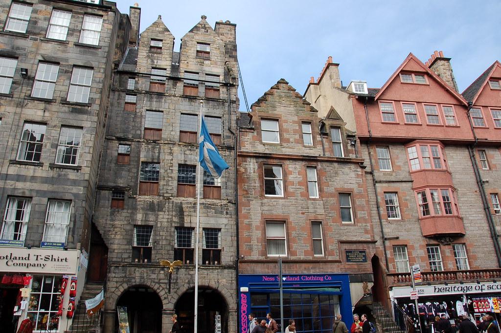 Edinburgh: Gladstone's Land