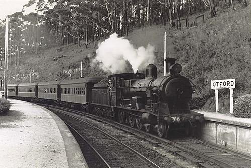 Lokomotive unter Volldampf