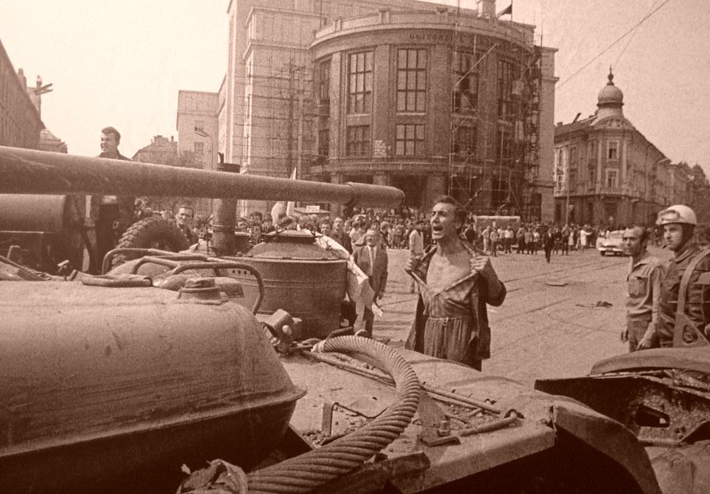 Bratislava, 21 agosto 1968