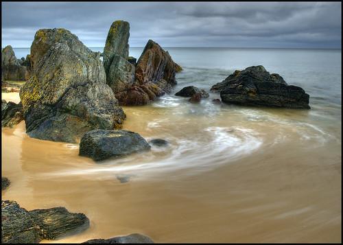 longexposure ireland beach olympus hdr donegal e510 kinnegoe innishowen