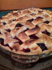 pie, meal, breakfast, baking, blueberry pie, blackberry pie, linzer torte, baked goods, food, dish, dessert, cuisine,
