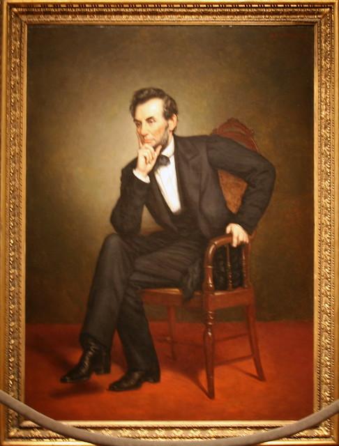 Abraham Lincoln Sixteenth President 1861 1865 Abraham