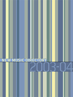 New Music Directory Cover