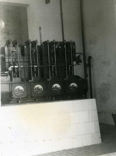 Motor diesel Matacas