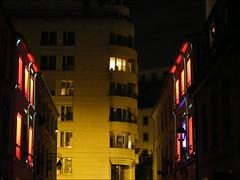 Rue Crémieux, Paris, Nuit Blanche 2008