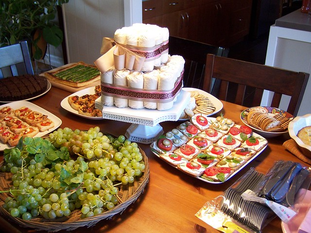 Appetizers For Baby Showers ~ Baby shower appetizers flickr photo sharing