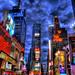 Times Square by Sandmania