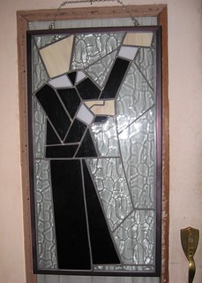 Stained Glass by Carol, design by Archie