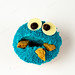 Cookie Monster Cupcake 2